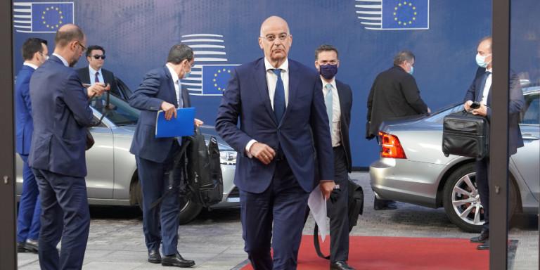 ΕΕ: Οι κυρώσεις που θα «πονέσουν» την Τουρκία -Τι πρότεινε η Αθήνα, η προειδοποίηση Δένδια   ΠΟΛΙΤΙΚΗ