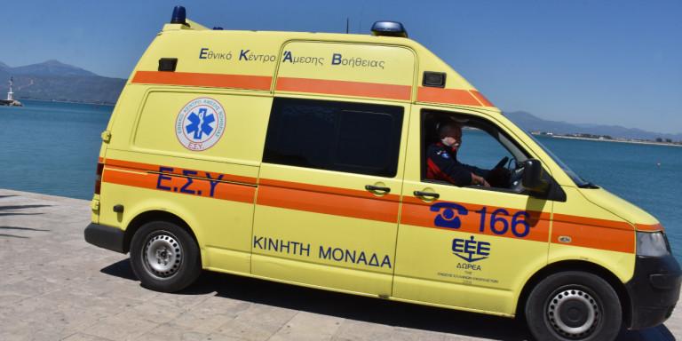 Κρήτη: Γυναίκα έπεσε σε βράχια- Γλίτωσε με ελαφριά τραύματα | ΕΛΛΑΔΑ