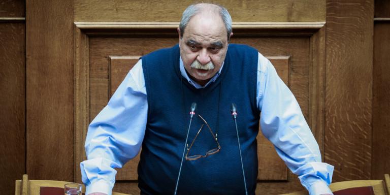 Πέθανε ο πρώην βουλευτής του ΣΥΡΙΖΑ, Δημήτρης Ρίζος | ΠΟΛΙΤΙΚΗ