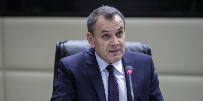 Παναγιωτόπουλος: Δεν έχουμε καταγγελίες ότι ναυτιλιακές αρνούνται καμπίνες σε φαντάρους   ΠΟΛΙΤΙΚΗ