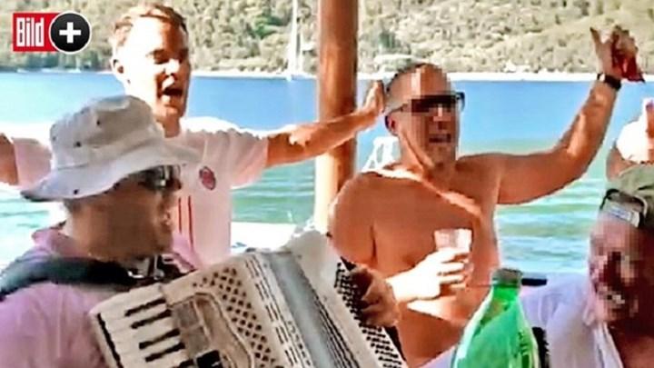 Σάλος με τον Νόιερ: Τραγουδά φασιστικό τραγούδι στα κροατικά