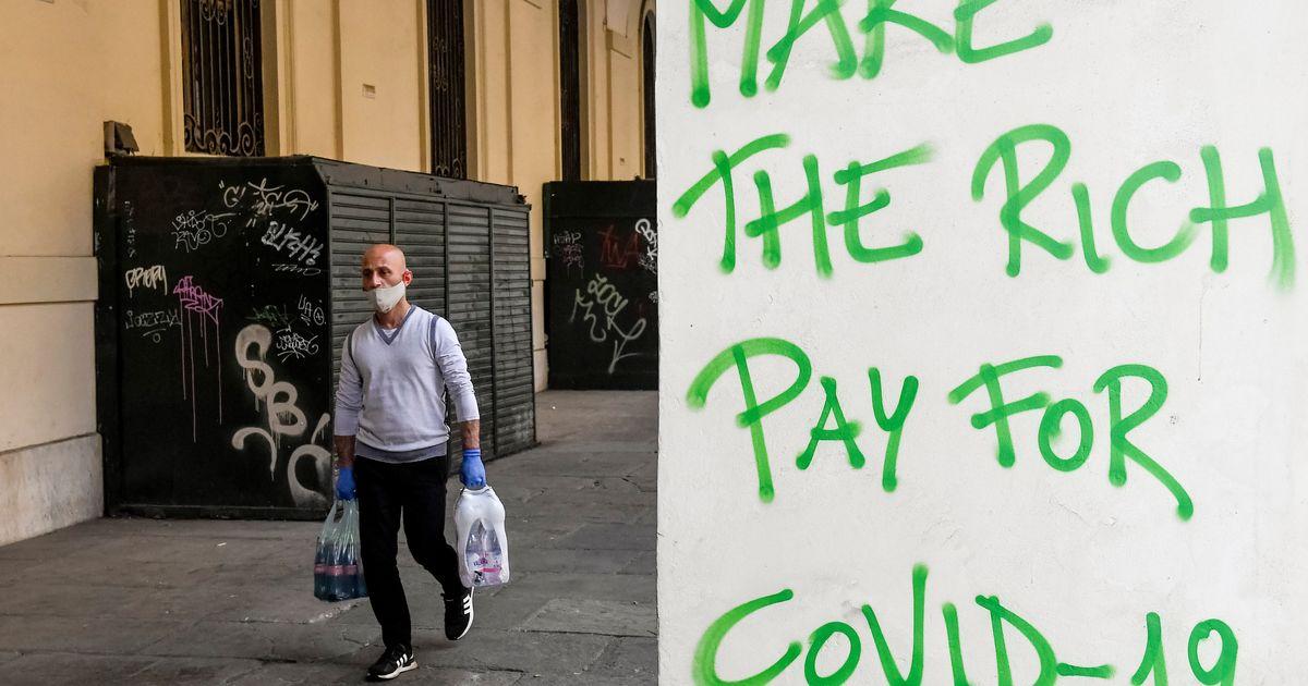 «Παρακαλούμε, φορολογήστε μας»: Η απάντηση των εκατομμυριούχων στην κρίση του κορονοϊού
