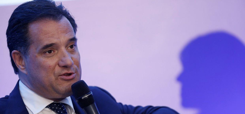 Γεωργιάδης: Δε θέλουμε να κλείνουμε, αλλά να ανοίγουμε τα σύνορα