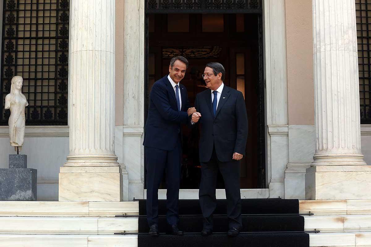 Συντονισμός Ελλάδας-Κύπρου απέναντι στην τουρκική προκλητικότητα