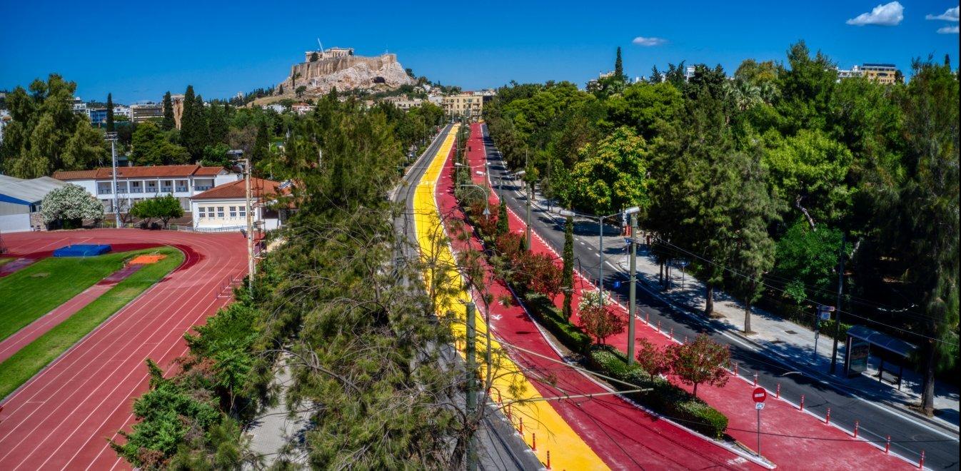 Ο Μεγάλος Περίπατος αναδεικνύει την Αθήνα σε κορυφαίο τουριστικό προορισμό