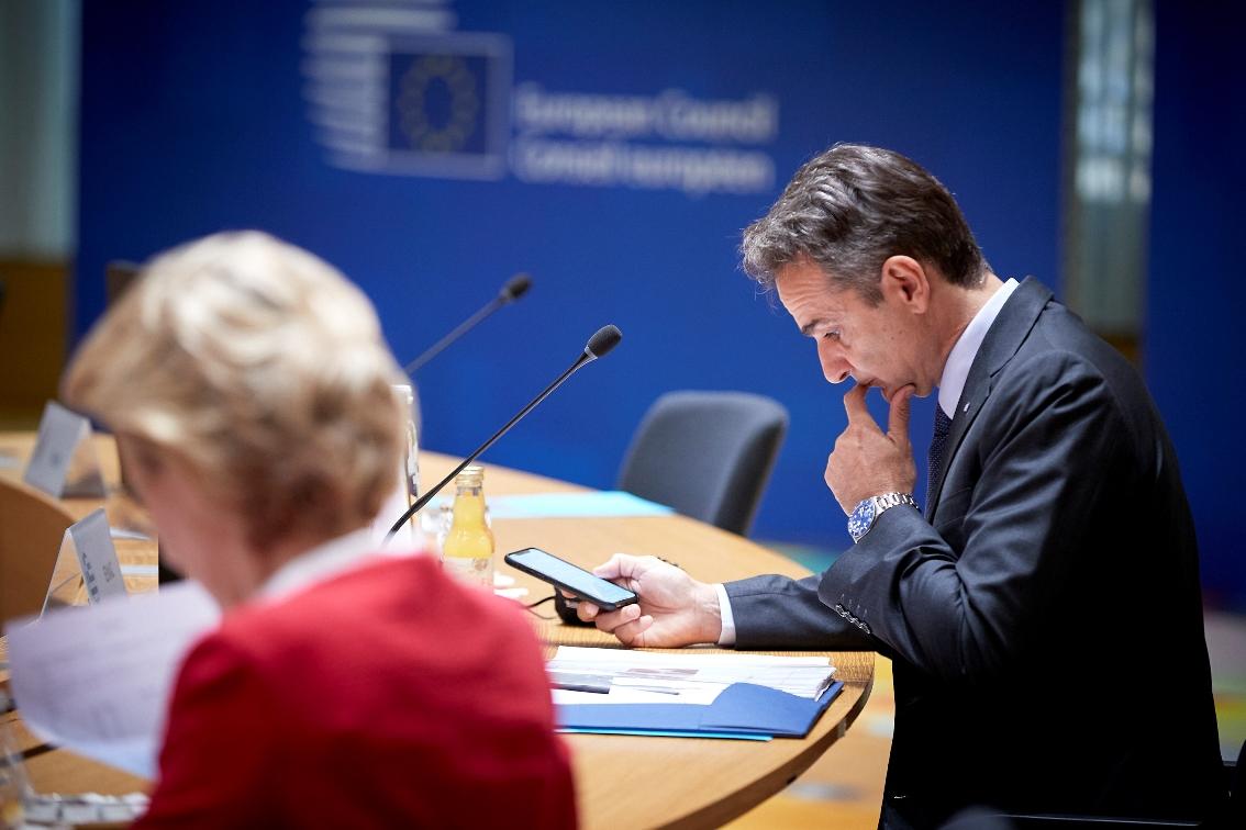 ΕΕ-Σύνοδος Κορυφής: Επιστρέφει με νέα πρόταση ο Σαρλ Μισέλ μετά το χθεσινό ναυάγιο