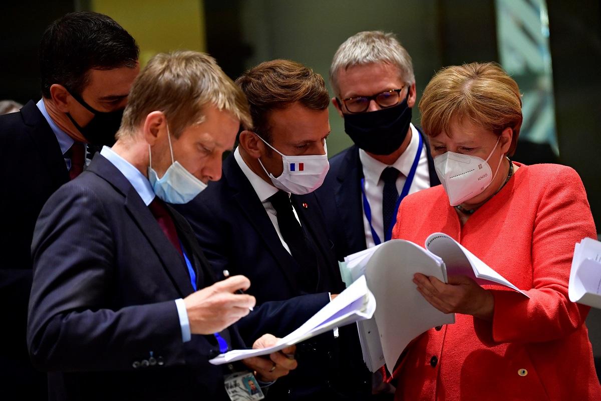 Σύνοδος Κορυφής: Επί τάπητος η πρόταση του Σαρλ Μισέλ