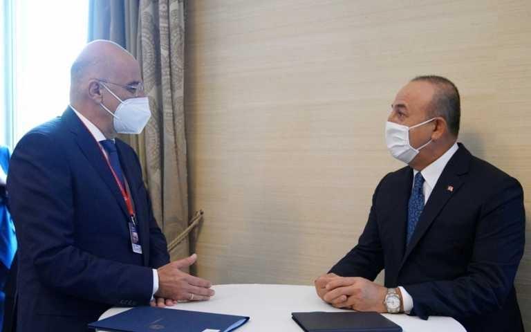 Μετατίθεται η συνάντηση Δένδια - Τσαβούσογλου στην Άγκυρα - Τι θα προηγηθεί