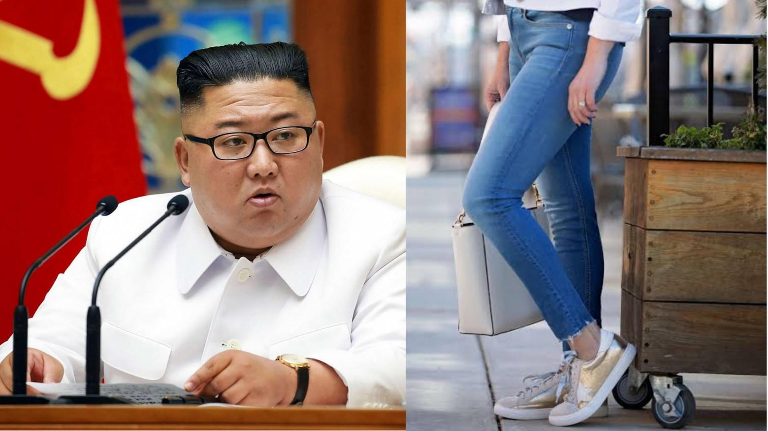 Βόρεια Κορέα: Απαγορεύτηκαν τα στενά παντελόνια και τα «μη σοσιαλιστικά» κουρέματα