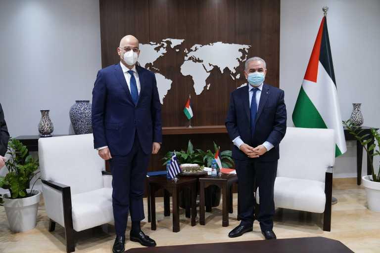 Διπλωματικές πηγές: Ευχαριστίες του Ισραηλινού και του Παλαιστίνιου πρέσβη προς την Ελλάδα