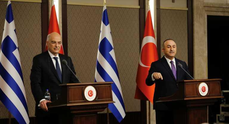 """Επίσκεψη Τσαβούσογλου στην Αθήνα: Τη Δευτέρα θα δει Δένδια - Μητσοτάκη, την Κυριακή θα πάει """"ιδιωτικά"""" στη Θράκη"""