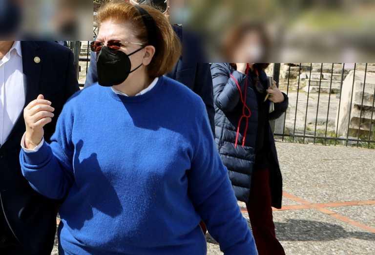 Η απάντηση Μενδώνη για την επίδειξη του οίκου Dior: Ψευδείς οι ισχυρισμοί ΣΥΡΙΖΑ για μετατροπή της Ακρόπολης σε πασαρέλα