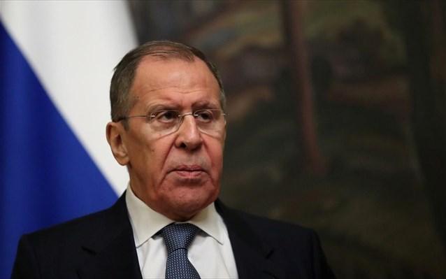 Λαβρόφ για αεροπειρατεία: «Να αποτιμηθεί με ψυχραιμία το περιστατικό»