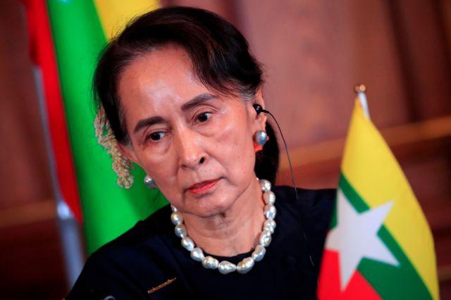 Μιανμάρ: Η ΕΕ καταγγέλλει τα σχέδια της εκλογικής επιτροπής της χούντας να διαλύσει το κόμμα της Σου Τσι