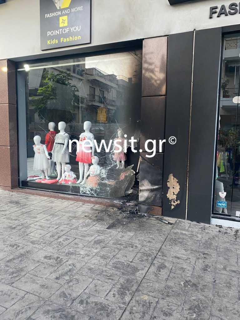 Πελώνη: Εμπρηστικές επιθέσεις δεν έχουν θέση στη Δημοκρατία