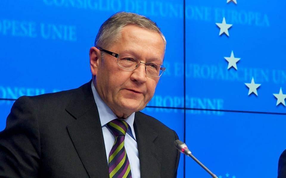 Ρέγκλινγκ: «Τώρα ή ποτέ» για την Ελλάδα