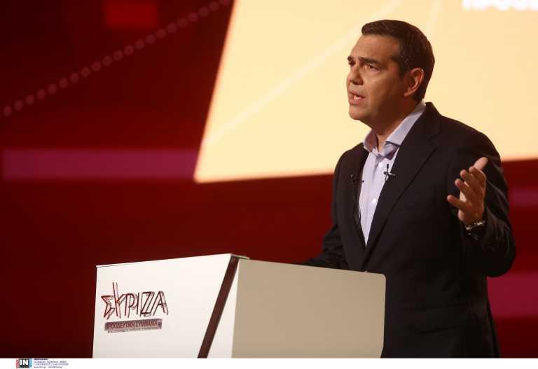 ΣΥΡΙΖΑ: Στην Ηλεία ο Τσίπρας - Προβληματισμός για την ψηφοφορία για τα μνημόνια με την Βόρεια Μακεδονία