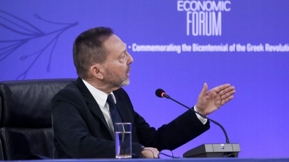 Στουρνάρας: Να μην επιβραδύνει τις αγορές ομολόγων η ΕΚΤ – Δεν έχουμε βγει από την κρίση
