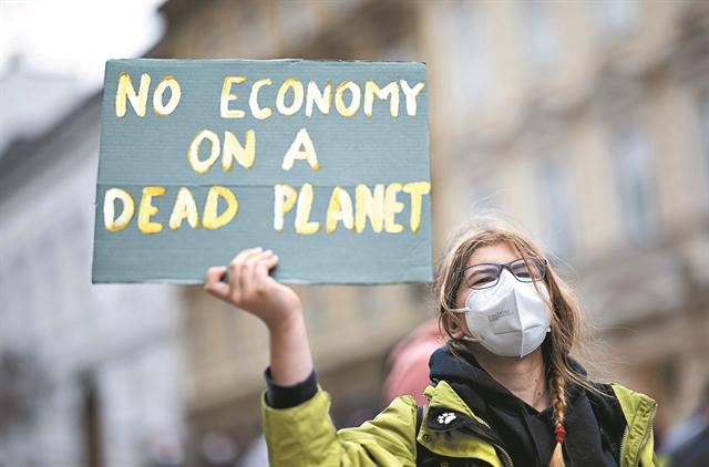 Διχασμένη και για το κλίμα η Ευρώπη