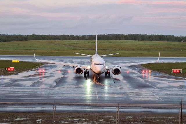 Ryanair: Προσγειώθηκε στο Βίλνιους το αεροσκάφος