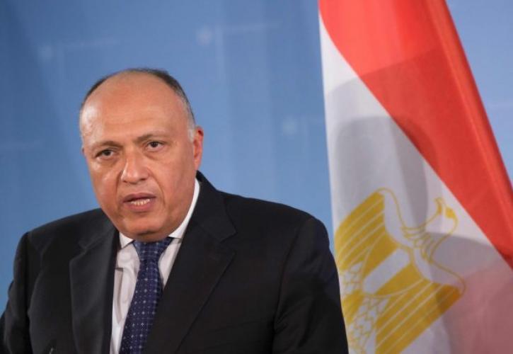 Αιγύπτιος ΥΠΕΞ: Οι συνομιλήσεις με την Τουρκία έχουν σταματήσει προς το παρόν