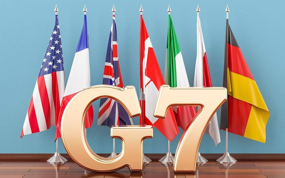 Βρετανία-G7: Οι ΥΠΟΙΚ συναντώνται στο Λονδίνο για πρώτη φορά μετά την έναρξη της πανδημίας