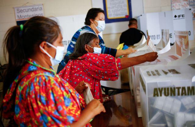 Εκλογές τρόμου στο Μεξικό: Πέταξε ανθρώπινο κεφάλι σε εκλογικό κέντρο