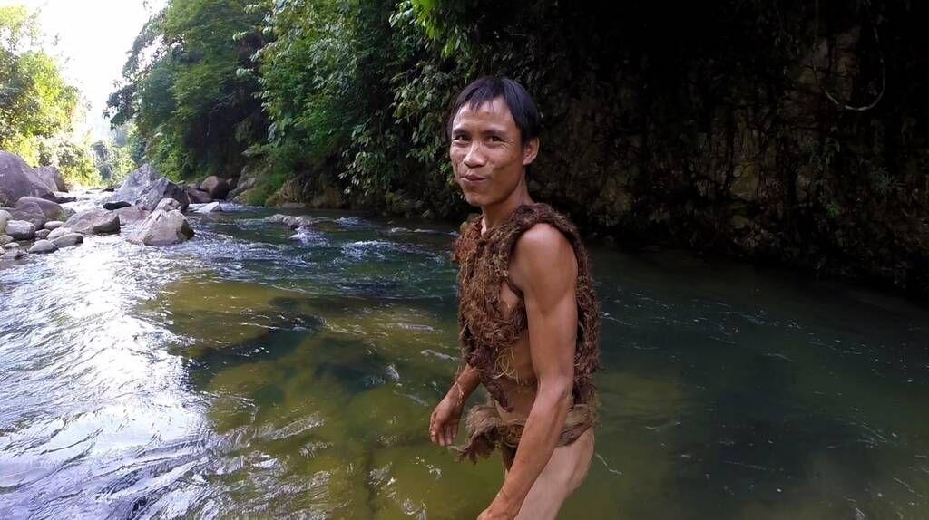 Ζούσε για πάνω από 41 χρόνια στη ζούγκλα