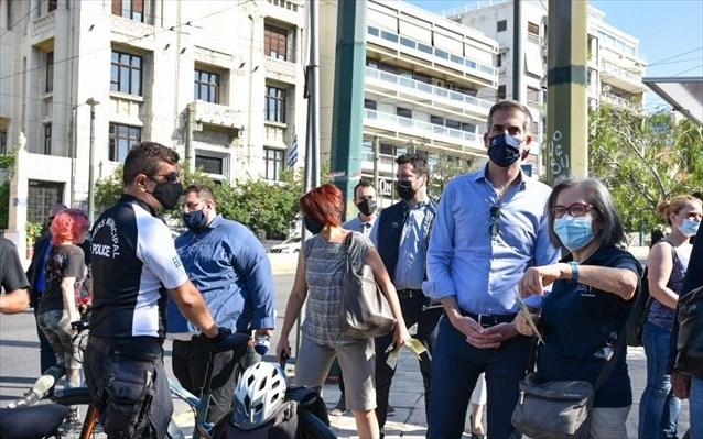 «Κέντρο Ποδηλάτου» του δήμου Αθηναίων σε συνεργασία με το Ι.Ο.Α.Σ «Πάνος Μυλωνάς»