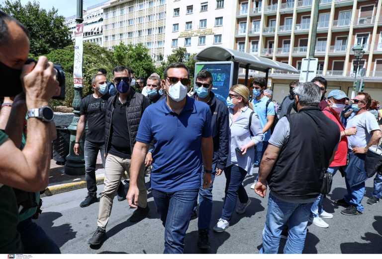 Ο ΣΥΡΙΖΑ περιμένει… «μήνυμα» από την απεργία για το εργασιακό
