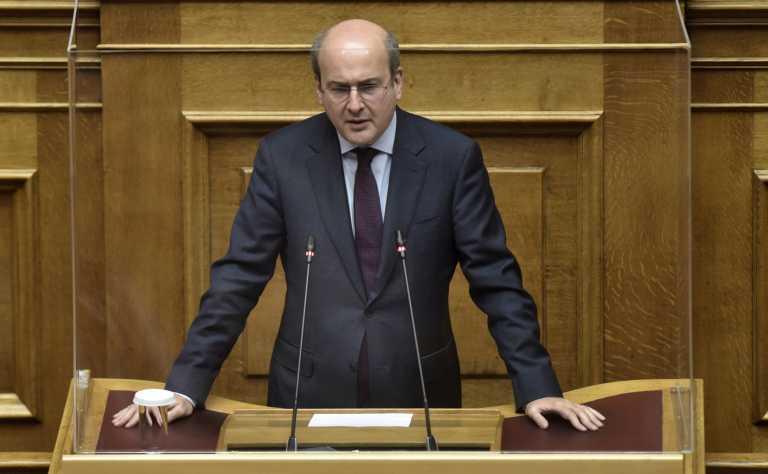 Χατζηδάκης: Η αντιπολίτευση κάνει το άσπρο μαύρο για το εργασιακό νομοσχέδιο - Το εφαρμόζουν και Ευρωπαίοι σοσιαλιστές (video)