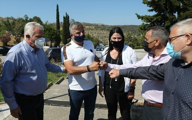 Χρηματοδότηση ύψους 1,4 εκ. ευρώ για αστική ανάπλαση του κοιμητηρίου Σχιστού