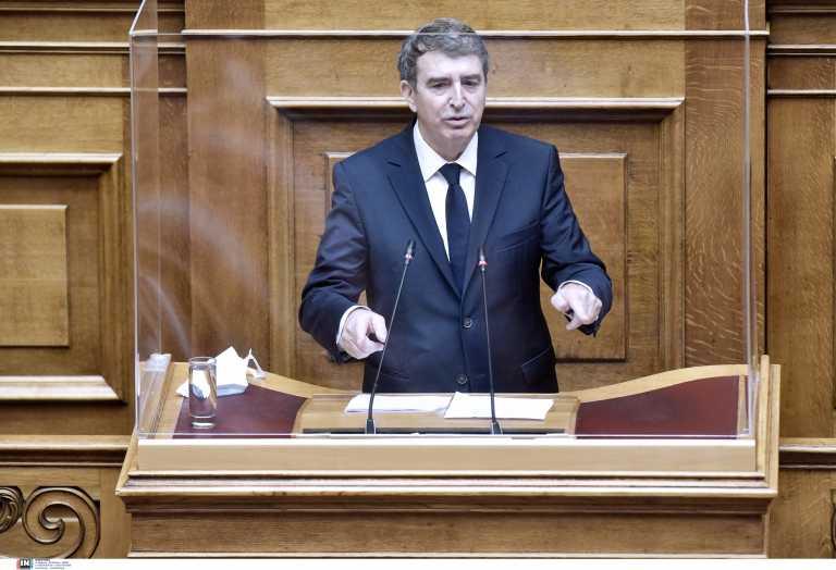 Χρυσοχοΐδης:Μόνο στην Αττική 117 σκληροί κακοποιοί είναι έξω με το νόμο Παρασκευόπουλου