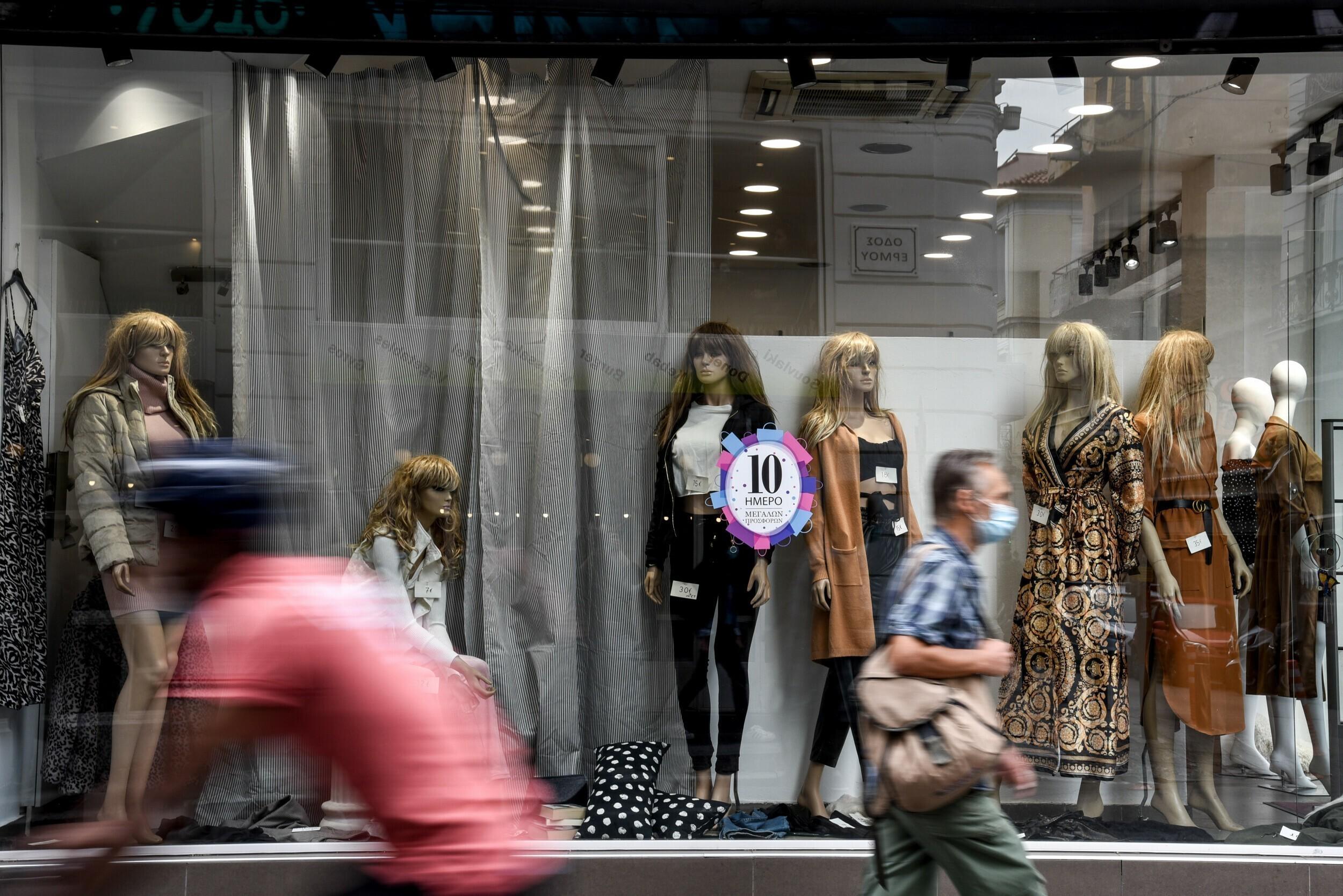 ΕΣΑ: Με απώλειες η επανεκκίνηση του λιανεμπορίου – Τι δείχνουν τα στοιχεία