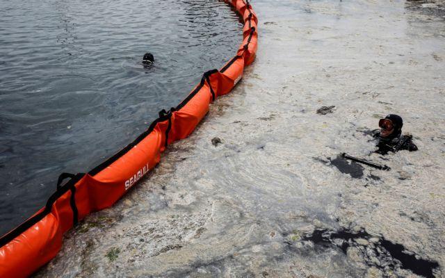 Τουρκία: Απίστευτες εικόνες από τη βλέννα στη θάλασσα του Μαρμαρά