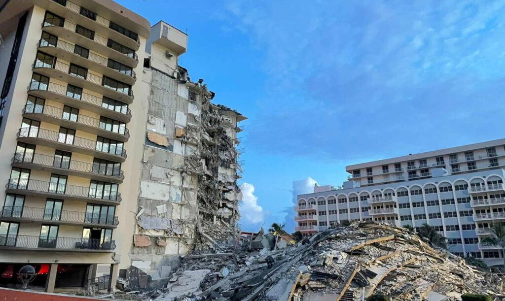 Mαϊάμι: Έλληνας αγνοείται στα συντρίμμια της πολυκατοικίας που κατέρρευσε