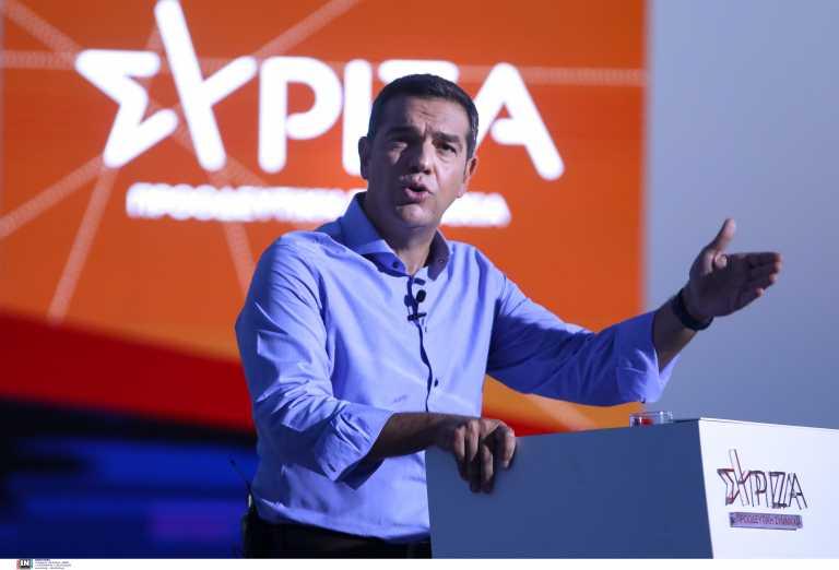 Αλέξης Τσίπρας: Η κυβέρνηση επαναλαμβάνει τα ίδια λάθη στη διαχείριση της πανδημίας