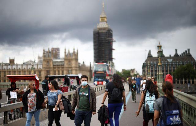 Βρετανία: Ρεκόρ νέων κρουσμάτων από τα τέλη Ιανουαρίου