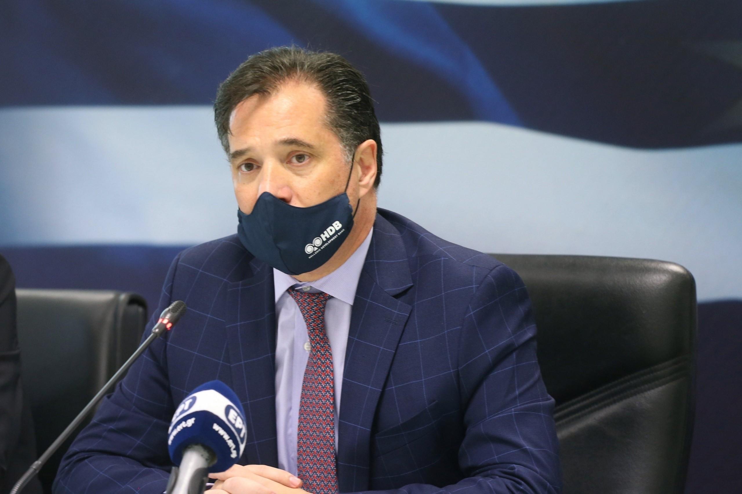 Γεωργιάδης: Εντός της εβδομάδας οι πληρωμές ύψους 120 εκατ. ευρώ σε επιχειρήσεις