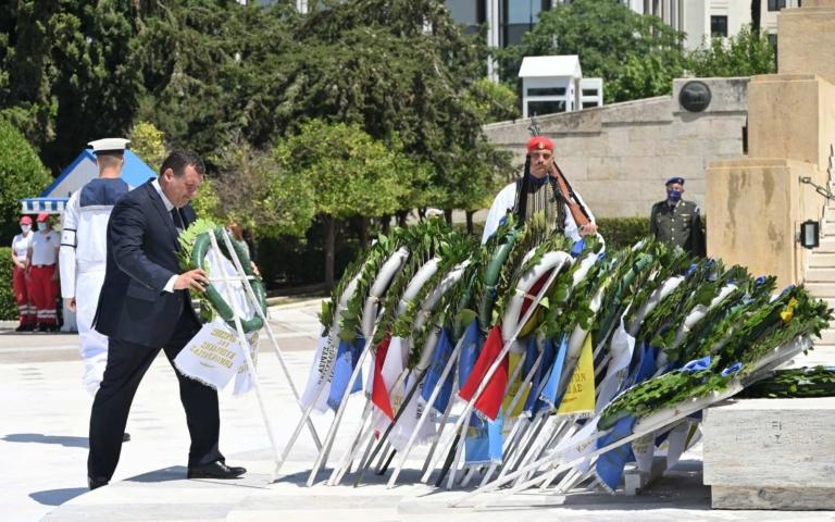 Κύπριος Πρέσβης : Αποκατάσταση της Δημοκρατίας υπό το άλγος της τουρκικής εισβολής…