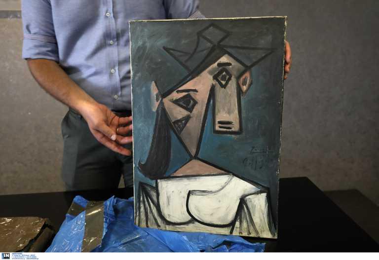 Μενδώνη για πτώση πίνακα Πικάσο: «Κακώς συνέβη»
