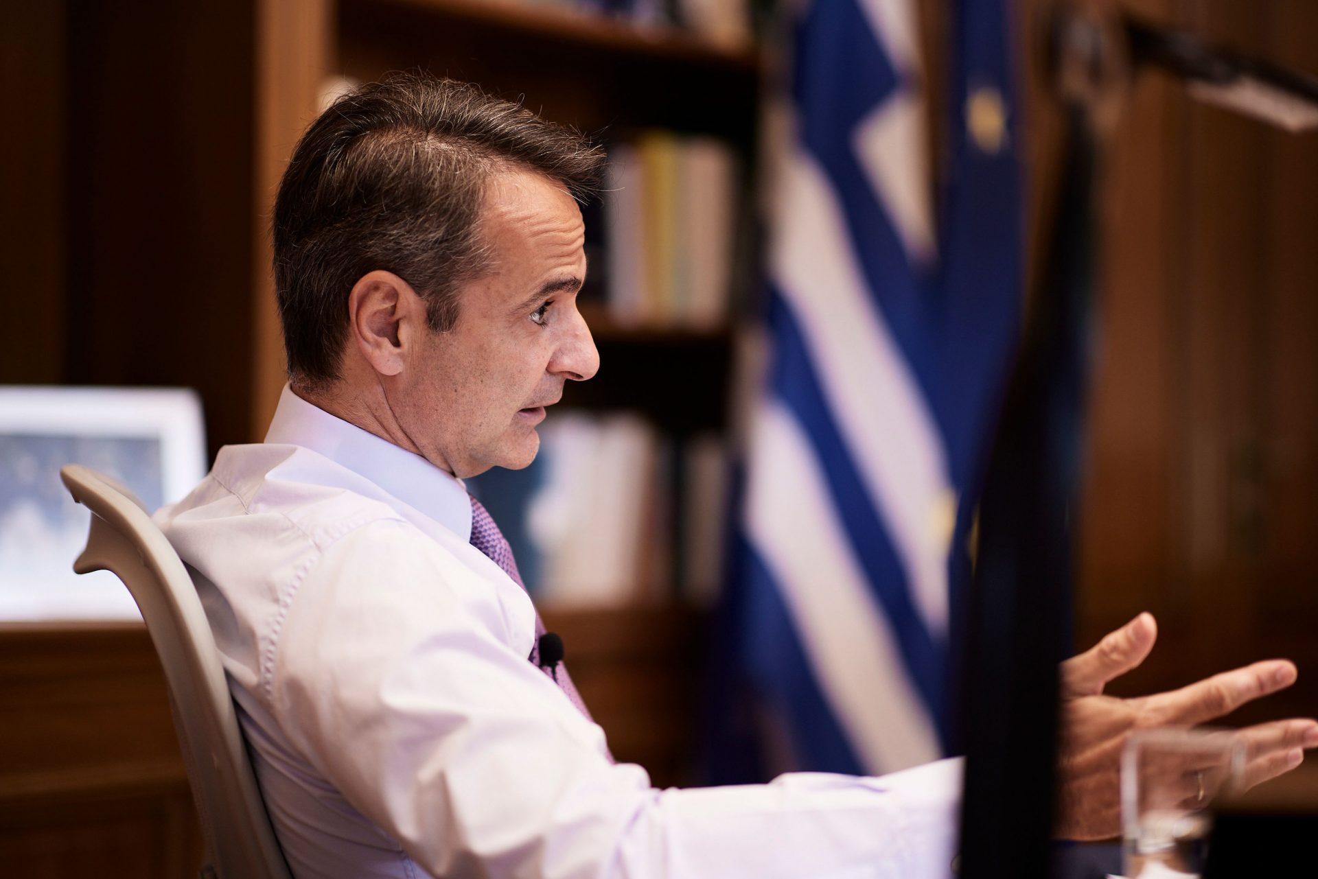 Μητσοτάκης: Υπήρξε υγειονομικό σαμποτάζ από τον ΣΥΡΙΖΑ