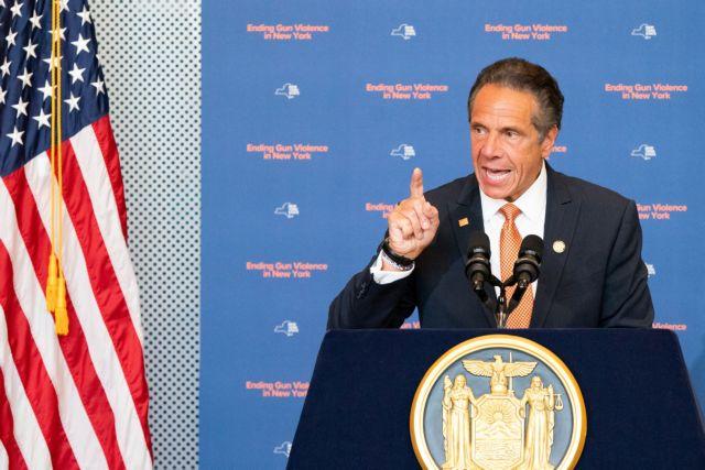 Νέα Υόρκη: Σε κατάσταση έκτακτης ανάγκης για την έξαρση της ένοπλης βίας