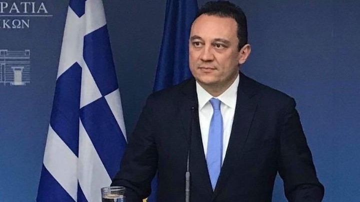 Στον Λίβανο θα μεταβεί αύριο 22/7, ο υφυπουργός Εξωτερικών, Κώστας Βλάσης