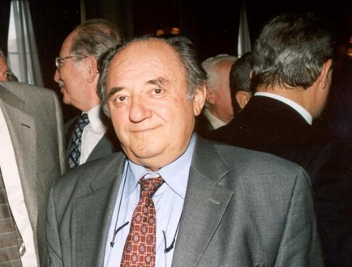 Απεβίωσε ο πρώην αντιπρόεδρος της Βουλής, Παναγιώτης Κρητικός