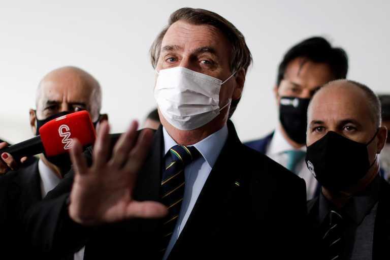 Βραζιλία: Για αντιδημοκρατικές πράξεις κατηγορείται ο Μπολσονάρο
