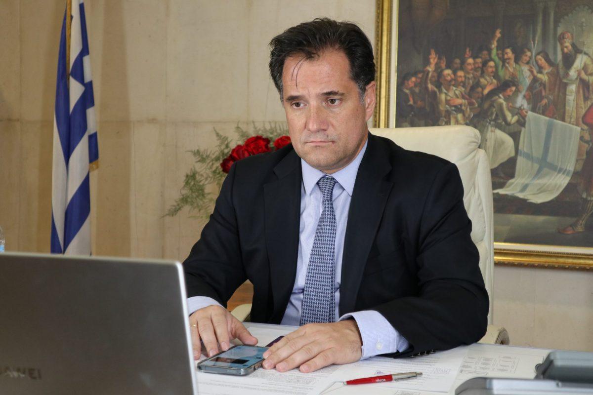 Γεωργιάδης: Έρχονται μέτρα για τη μείωση των τιμών στο ρεύμα