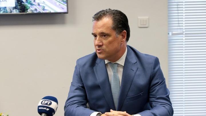 Γεωργιάδης: Η κυβέρνηση δεν θα αφήσει τα νοικοκυριά να καταστραφούν από την κρίση του εισαγόμενου πληθωρισμού
