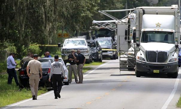 ΗΠΑ – Ενοπλος σκότωσε τέσσερις ανθρώπους – Ανάμεσά τους κι ένα βρέφος