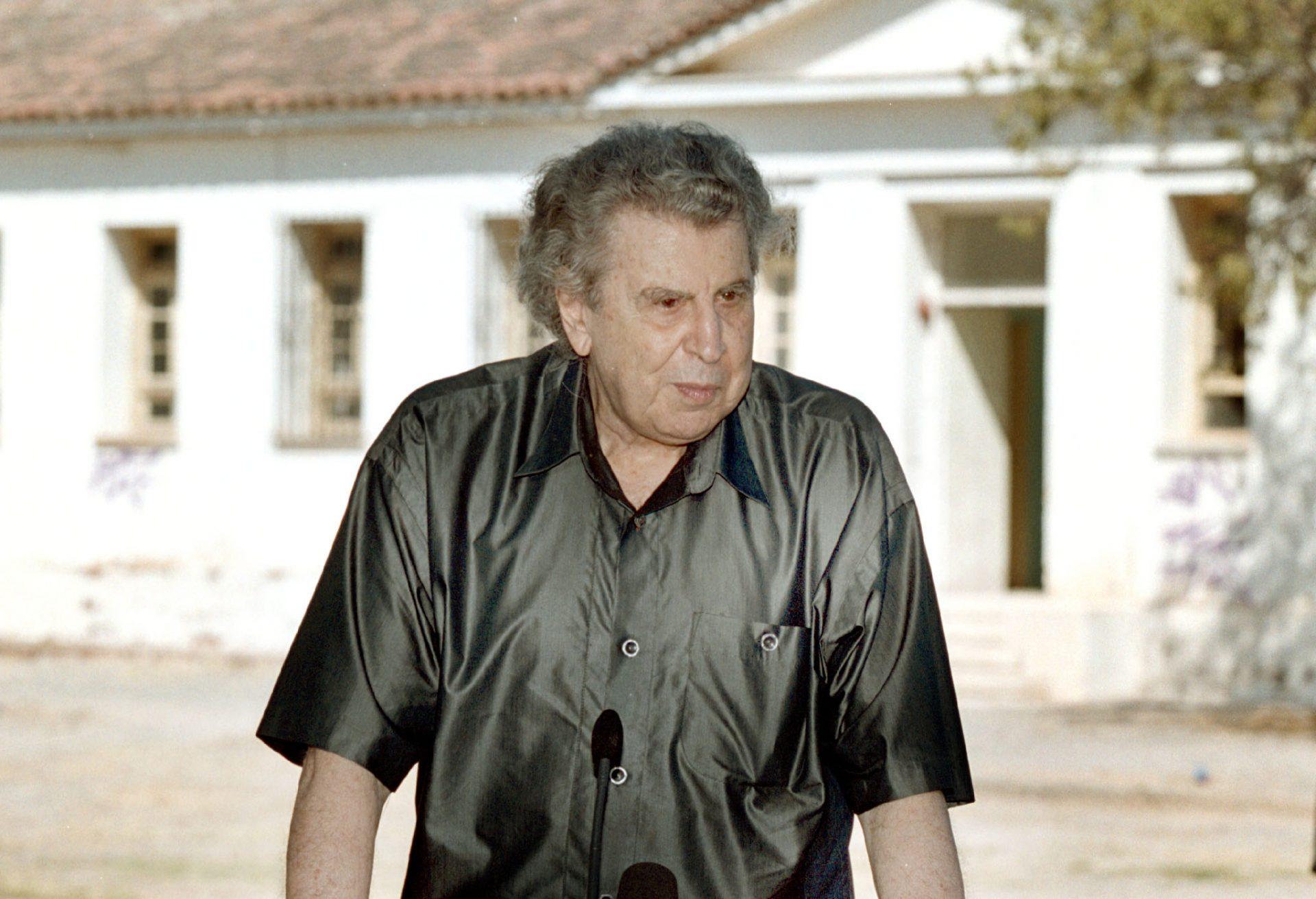 Η Ελλάδα αποχαιρετά τον Μίκη